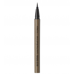 The Saem Eco Soul Long Stay Brush Liner Кисть-лайнер для глаз 10г