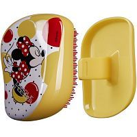 Tangle Teezer Compact Styler Minnie Mouse Sunshine Yellow Расческа (желтый) 1шт