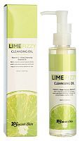 Secret Skin Lime Fizzy Cleansing Oil Гидрофильное масло с лаймом 150мл