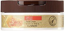 The Saem Care Plus Honey Facial Cream Медовый крем для лица 200мл