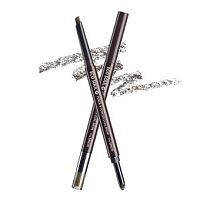 The Saem Eco Soul Pencil & Powder Dual Brow Карандаш-пудра для бровей 0,5г*0,3г