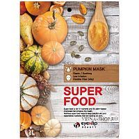 Eyenlip Super Food Pumpkin Mask Маска для лица тканевая с тыквой 23мл