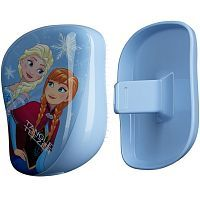 Tangle Teezer Compact Styler Disney Frozen Расческа (голубой) 1шт