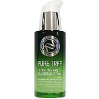 Enough Pure Tree Balancing Pro Calming Ampoule Сыворотка с чайным деревом 30мл