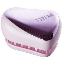 Tangle Teezer Compact Styler Lilac Gleam Расческа для волос 1шт