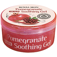 Royal Skin Pomegranate Soothing Gel Гель для лица и тела с экстрактом граната 300мл