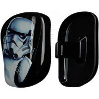 Tangle Teezer Compact Styler Star Wars Stormtrooper Расческа (черный) 1шт