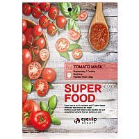 Eyenlip Super Food Tomato Mask Маска для лица тканевая с томатом 23мл