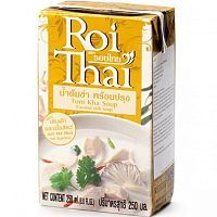 Roi Thai Tom Kha Soup Основа для супа Том Кха на кокосовом молоке 250мл