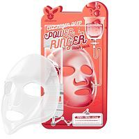 Elizavecca Collagen Deep Power Ringer Mask Pack Тканевая маска для лица с Коллагеном 1шт