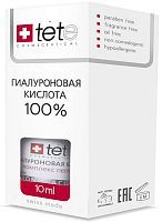 TeTе Cosmeceutical Hyaluronic acid 100% Гиалуроновая кислота 100% 10мл